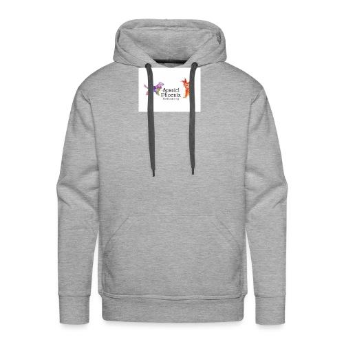 SPR 1 - Men's Premium Hoodie