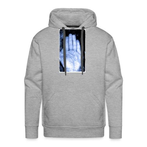 hand - Bluza męska Premium z kapturem