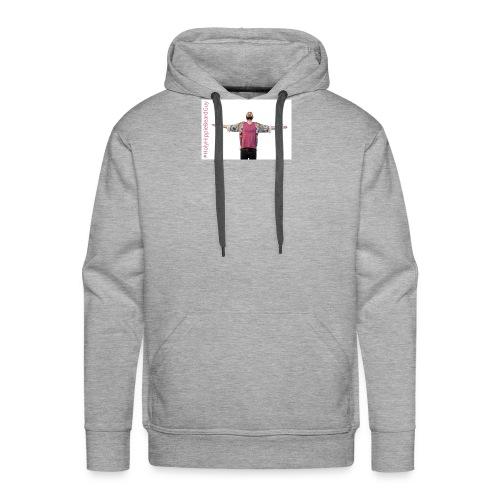 HolyHippieBeardGuy - Sweat-shirt à capuche Premium pour hommes