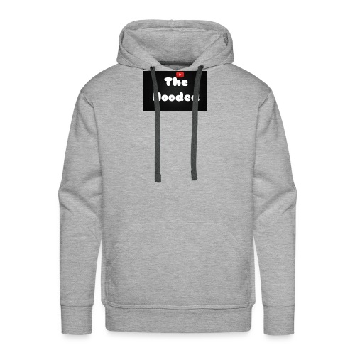 Mens 'THE HOODED' T-Shirt - Men's Premium Hoodie