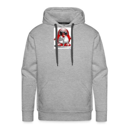 Luukquadgaming new - Mannen Premium hoodie
