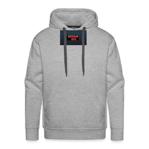 20170910 194536 - Men's Premium Hoodie