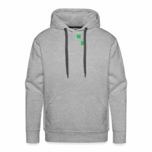 mRelated - Herre Premium hættetrøje