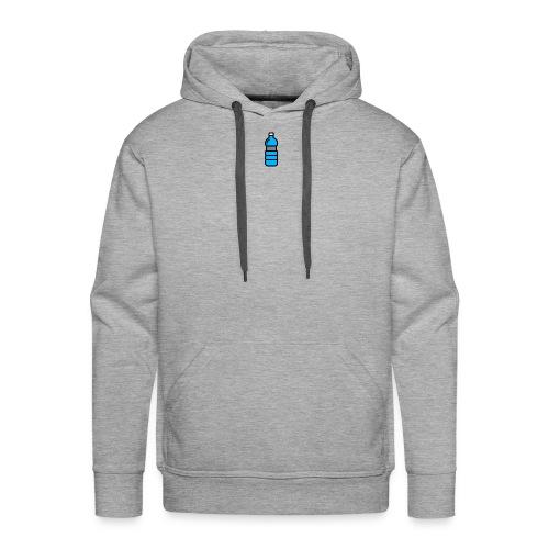 Bottlenet Tshirt Grijs - Mannen Premium hoodie