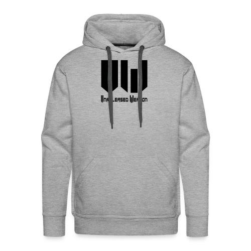 Logo Unreleased Weapon 2 - Sweat-shirt à capuche Premium pour hommes