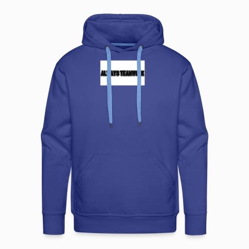 at team - Mannen Premium hoodie