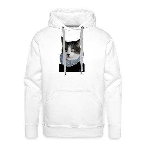 Noble Cat - Männer Premium Hoodie