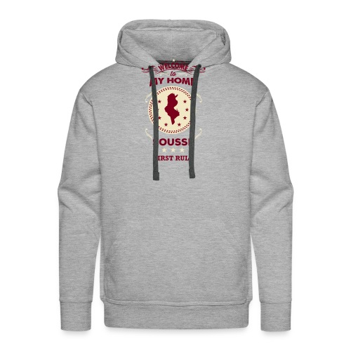 Welcome to My Home Sousse - Men's Premium Hoodie