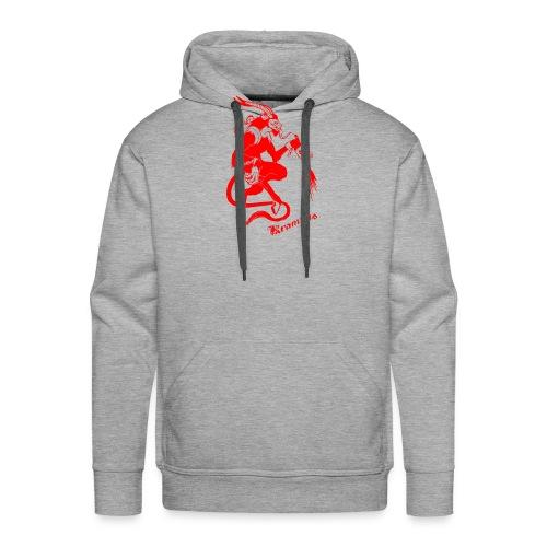 krampus - Sweat-shirt à capuche Premium pour hommes