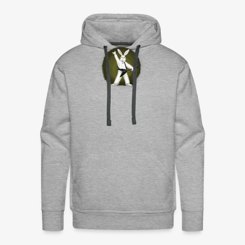 Metal Bunny - Premium hettegenser for menn