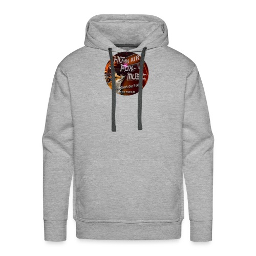 hitfoxmusic - Männer Premium Hoodie