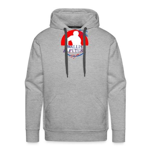 7 WALLIS FUTUNA - Sweat-shirt à capuche Premium pour hommes