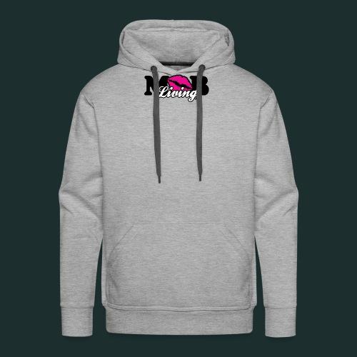 mob-gif - Mannen Premium hoodie