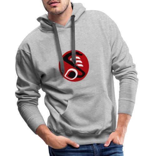 Clásica - Sudadera con capucha premium para hombre