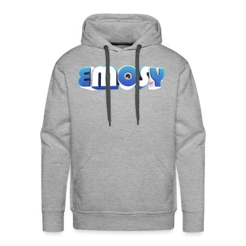 Em0sy - Felpa con cappuccio premium da uomo