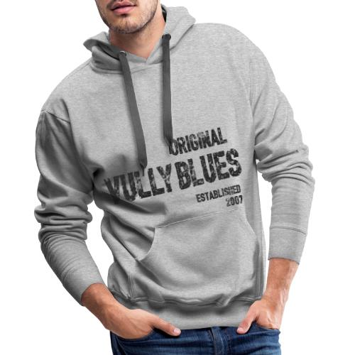 Original Vully Blues Black Logo - Männer Premium Hoodie