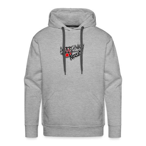 Anarchway Noise - Men's Premium Hoodie