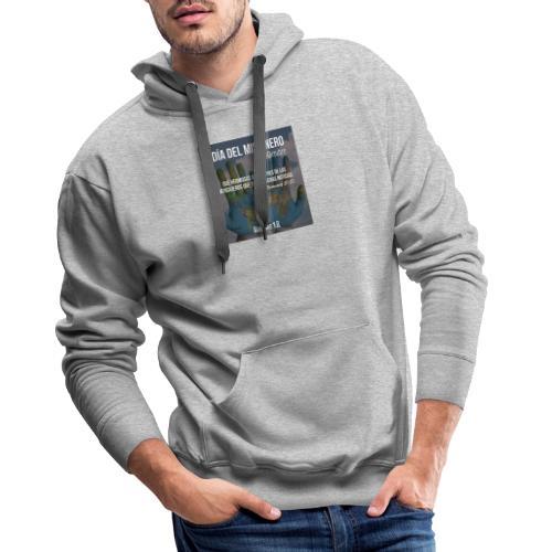 Famiturro - Sudadera con capucha premium para hombre