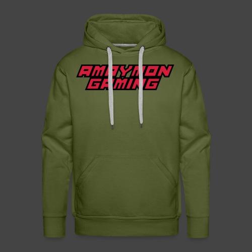 Amaymon Gaming Logo - Premiumluvtröja herr