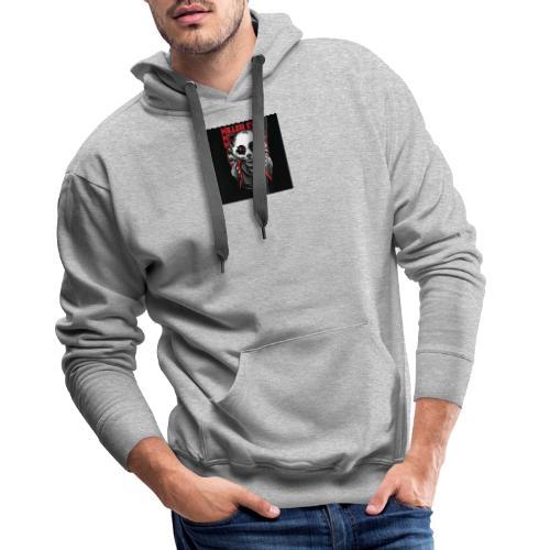 Unity Panda clothes - Premium hettegenser for menn
