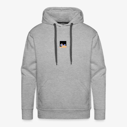 JK Gaming's Minecraft Head - Men's Premium Hoodie