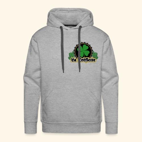 La Trèflette V.2 - Sweat-shirt à capuche Premium pour hommes