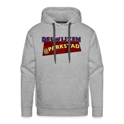 Deswijzen@Parkstad - Mannen Premium hoodie