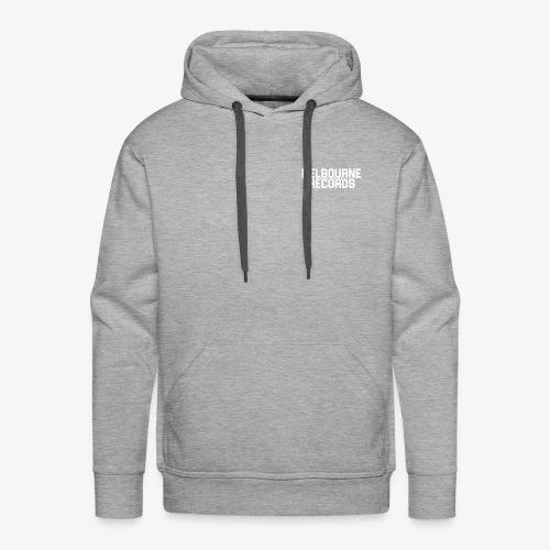 Melbourne Records - Men's Premium Hoodie