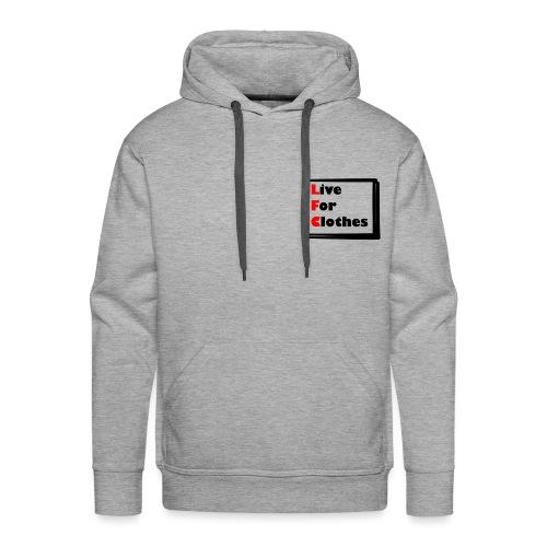 Simpler Design - Men's Premium Hoodie
