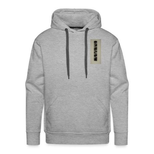 Ophlow Mens T-shirt - Men's Premium Hoodie