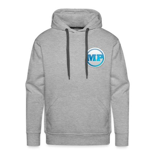 MP Logo nb large - Men's Premium Hoodie