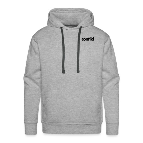 Experience the trips wear the threads - Men's Premium Hoodie