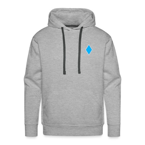 Diamond blue - Men's Premium Hoodie