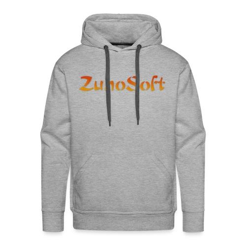 ZunoSoft Logo - Men's Premium Hoodie