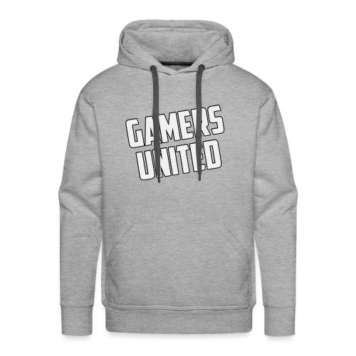 Gamers United - Men's Premium Hoodie
