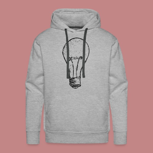 Lightbulby - Männer Premium Hoodie