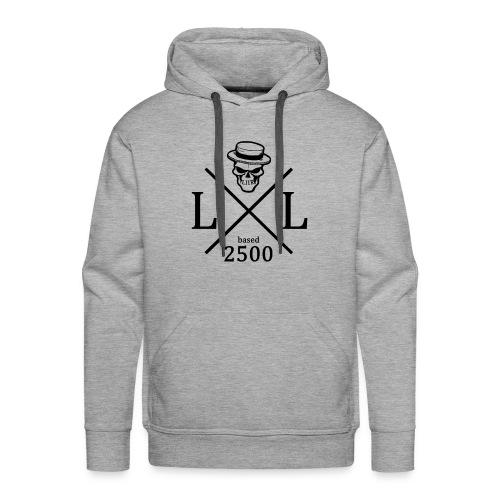 based 2500 - Mannen Premium hoodie