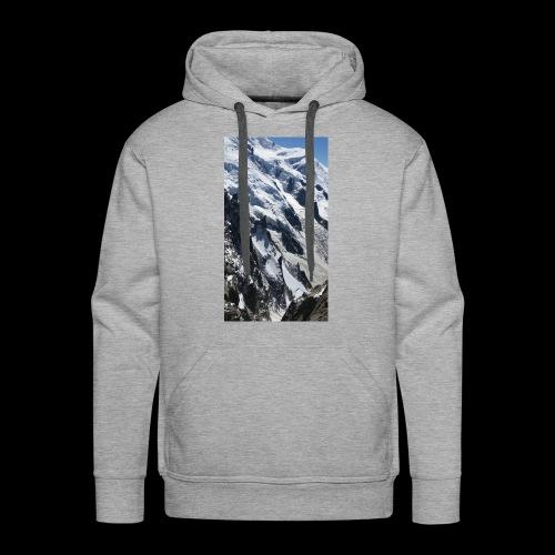 Mountain design - Men's Premium Hoodie