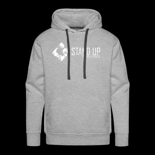 Stand Up Boxing & Fitness - Men's Premium Hoodie