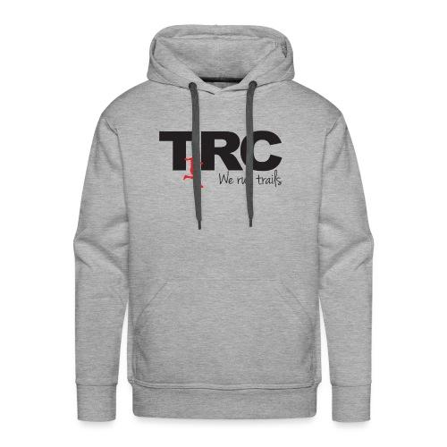 Trailman Running Club Cotton Shirts - Herre Premium hættetrøje