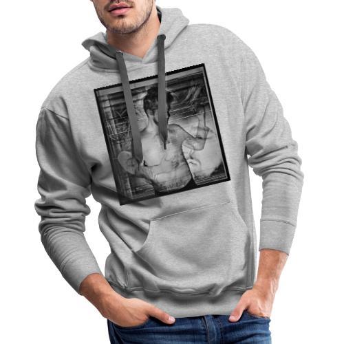 Reflexion - Männer Premium Hoodie