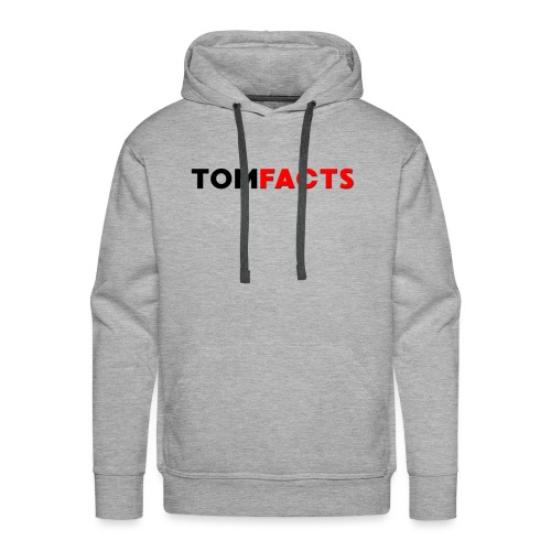 TomFacts - Men's Premium Hoodie