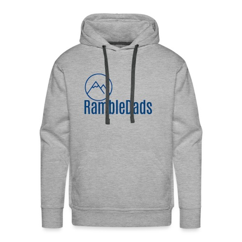 RambleDads - Men's Premium Hoodie