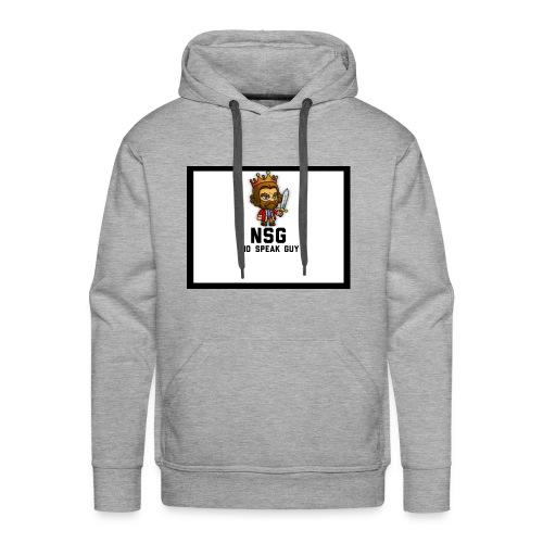 Test design - Men's Premium Hoodie