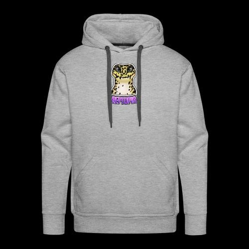 Reptopia Logo Tee - Men's Premium Hoodie