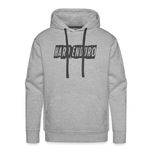 Hard Enduro - Men's Premium Hoodie