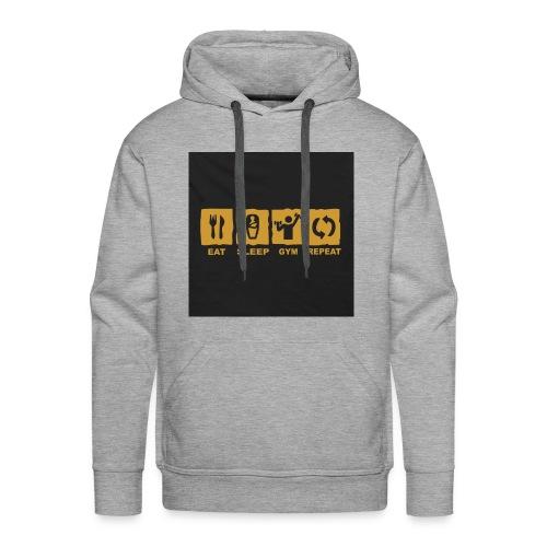 gym3 - Men's Premium Hoodie