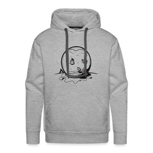 Maison de pot de poisson - Sweat-shirt à capuche Premium pour hommes
