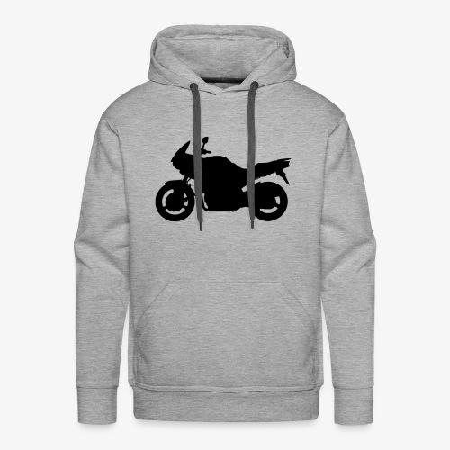 TDM 900 Silhouette - Mannen Premium hoodie