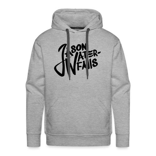 JasonWaterfalls logo - Mannen Premium hoodie